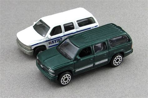 matchbox chevy suburban 2000 chevrolet suburban motormax with matchbox s by