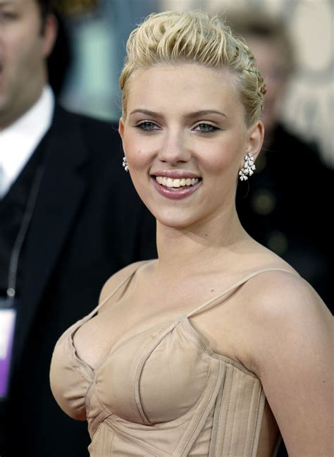 Johansson Is A Clone by Has A Fantastic Rack And Knows It Holden S
