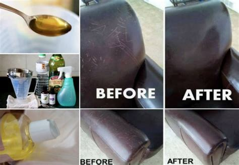leather sofa conditioner homemade diy leather treatment will fix scratches the whoot