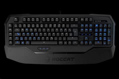 roccat ryos mk pro mechanical gaming keyboard with per key