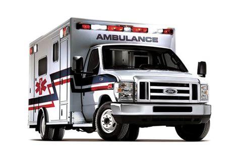 Ambulance Series ford f series ambulances recalled engine stalling