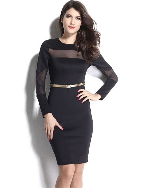 robe chic manche longue robe ete mllerobe - Robe Chic Manches Longues