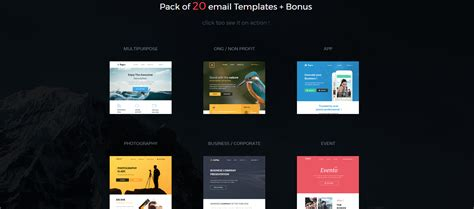 great mailchimp templates best mailchimp templates that are aesthetically pleasing