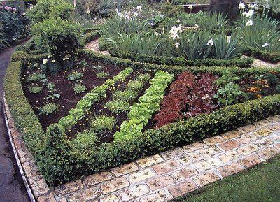 Ornamental Vegetable Garden Potager Image From New Zealand Potager The Ornamental