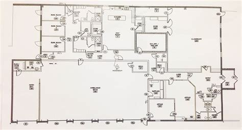 department floor plans haskell county kansas gt county departments gt emergency