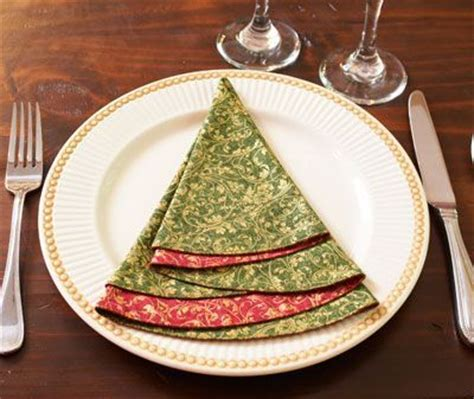 free pattern for christmas napkins christmas tree napkins free pattern quilting fever