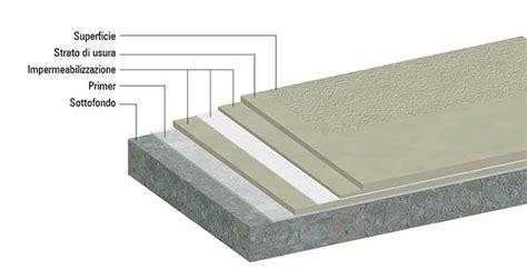 impermeabilizzazione terrazzo pavimentato sistema impermeabilizzante bws triflex rifare casa