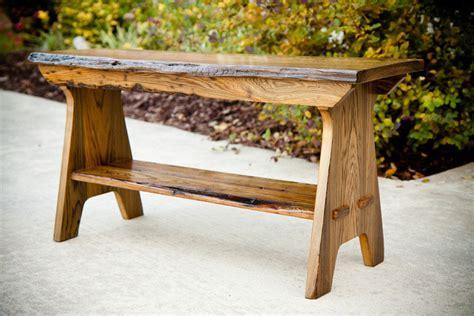 Nantucket Bench In Sinker Cypress By Jeffreaux2