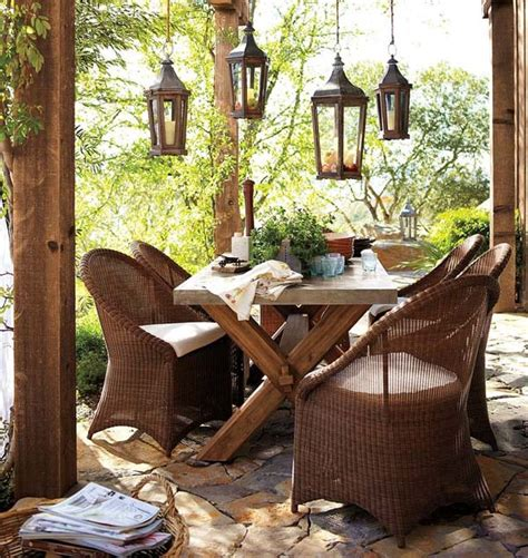 outside home decor rustic outdoor decorating ideas native home garden design