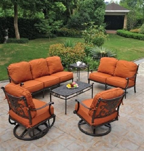 Best Cast Aluminum Outdoor Furniture   [peenmedia.com]