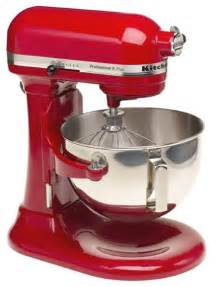 Top 5 Best KitchenAid Mixers 2017: Your Easy Buying Guide