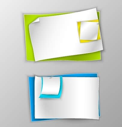Creative Folding Paper - creative fold paper backgrounds free vector