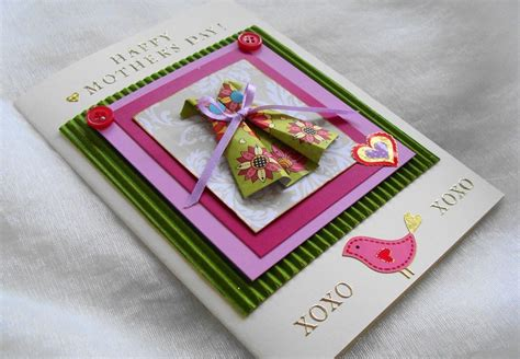 latest mother s day cards handmade cards for mother happy mother s day mother s day card happy mothers day gift card origami