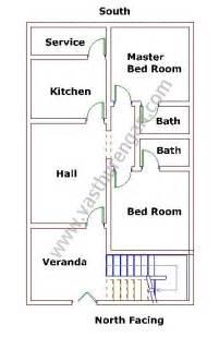 North Facing Floor Plans Per Vastu by North House Vastu Plan 1 Vasthurengan Com