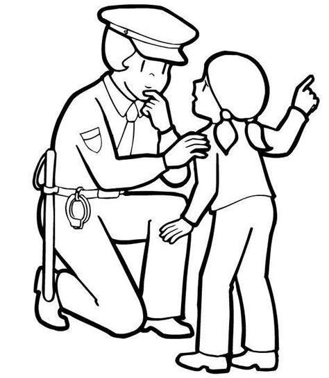 bring me to grayscale coloring book books officer coloring pages fablesfromthefriends