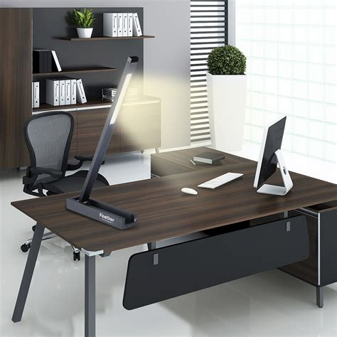 5w L Shaped Folding Led Desk Table L Adjustable For Desk For Bedroom