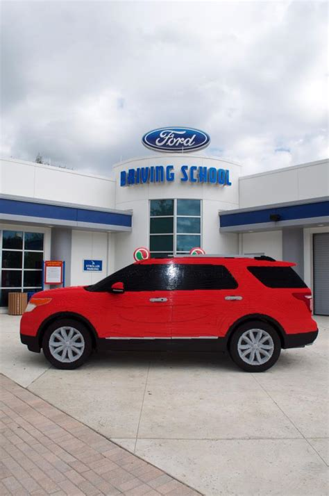 ford driving school legoland florida ford driving school the q family