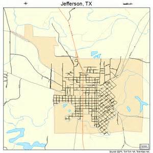 jefferson map 4837528