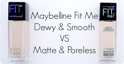 Maybelline Fit Me Dewy And Smooth porcelain princess review maybelline fit me dewy