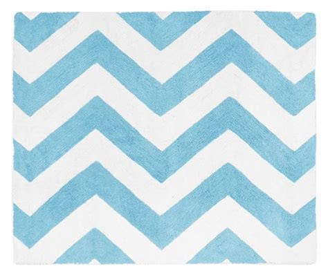 chevron accent rug turquoise and white chevron zig zag accent floor rug by
