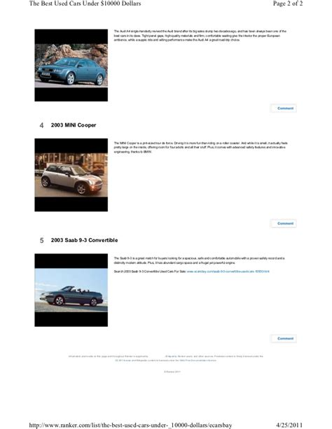 Best Car Sweepstakes - car sweepstakes the best try for your dream car autos post