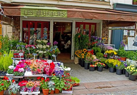 flower shop in paris paris france they display all paris flower shop flower shop on rue cler paris france