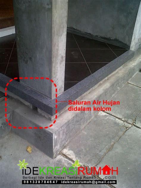 Pipa Dak Tips Agar Talang Pipa Air Hujan Tidak Mengganggu Fasad