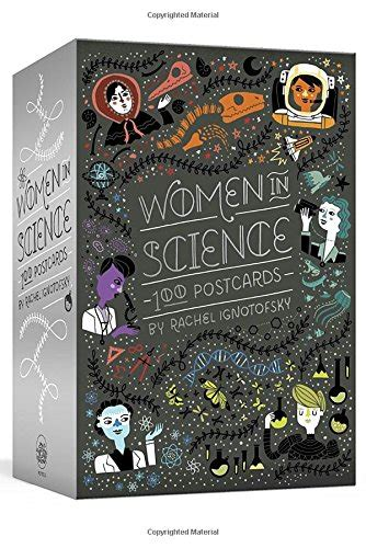 women in science 100 postcards import it all
