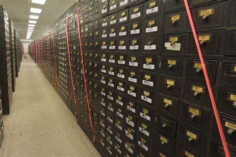 Fbi Records Fbi Nears Completion On Digitization Effort