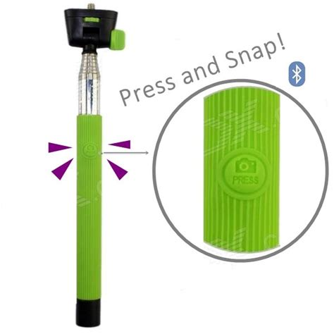 Tongsis Wireless termurah tongsis wireless bluetooth monopod dengan remote shutter holder l khusus iphone dan