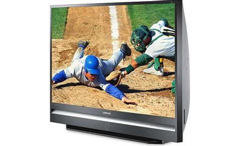 Samsung Hl S5687w L by Samsung Hl S5687w 56 Quot 1080p Rear Projection Dlp Hdtv At