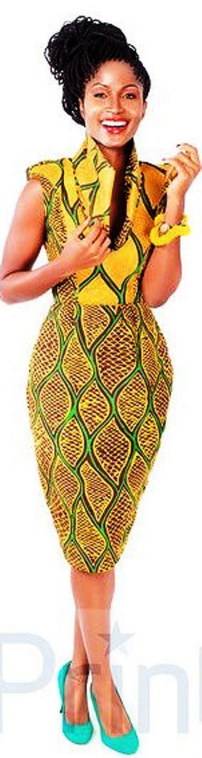 Mb Ethnic Dress mmh on ankara cornrows and detox drinks
