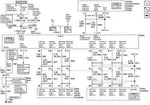 2003 chevy tahoe wiring diagrams for ac and radio taken apart ac