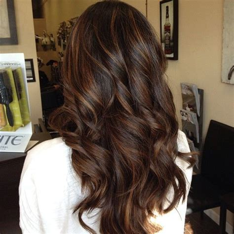 Beautiful My Hair And Highlights On Beautiful Dimensional Balayage With Lowlights And