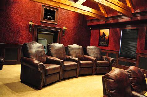 leather theater sofa preston theater leather recliner sam