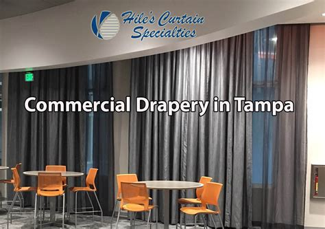 commercial drapery commercial drapery in ta bay hiles curtains specialties