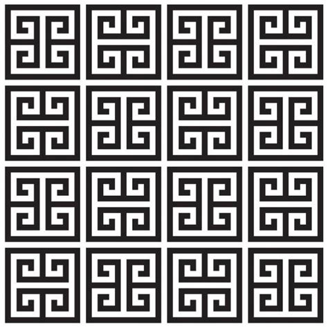 greek key pattern the greek key design has its origins in ancient greece and