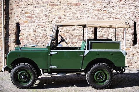 land rover series 1 80 quot 1952 fully restored hmr 802
