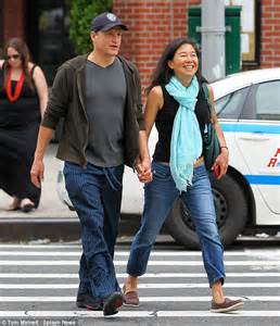 Shotgun House by Woody Harrelson Grins As He Walks Hand In Hand With His