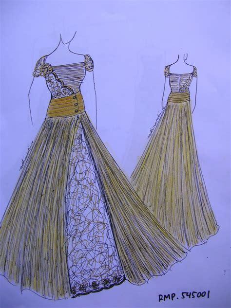 desain gaun tile kebaya modern bajugamisku blackhairstylecuts com