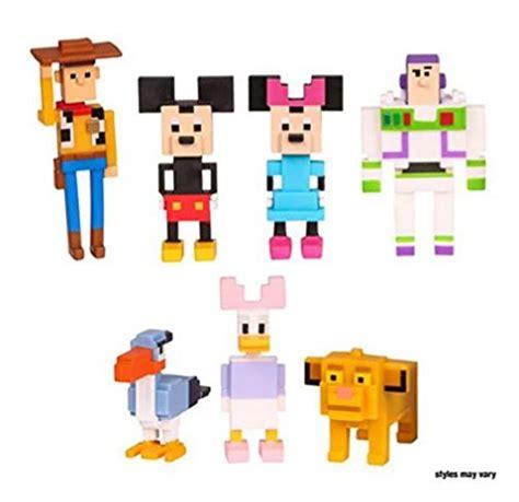 Disney Mini Figur Crossy Road disney crossy road mini figures 7 pk import it all