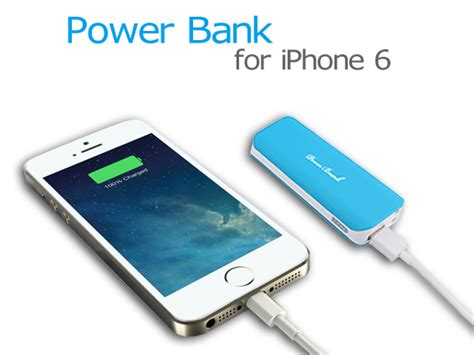 Power Bank Iphone 6 power bank can charge iphone 6
