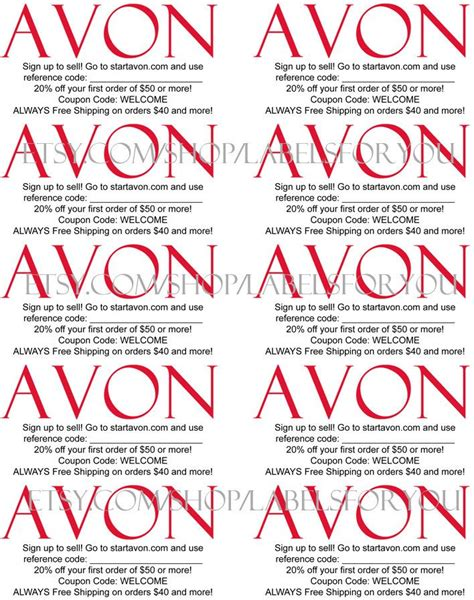 29 Best Images About Avon Book Binder Ideas On Pinterest Supply List Exles And Template Avon Recruiting Templates