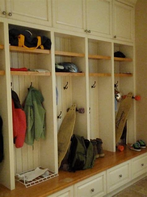 minimum mudroom size mud room traditional laundry room seattle by