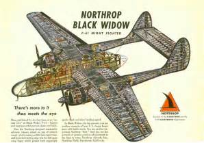 72 northrop p 61 black widow your favorite aircraft of all time gb