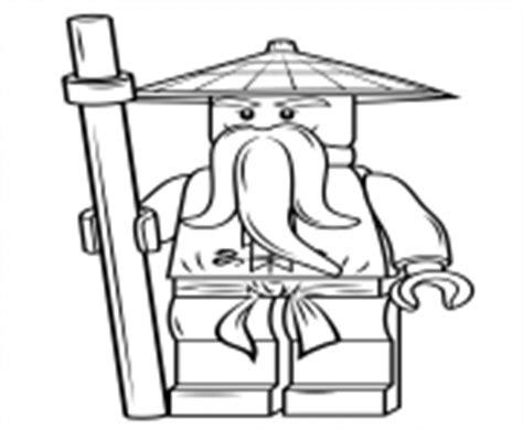 lego ninjago sensei wu coloring pages lego ninjago snakes coloring pages printable