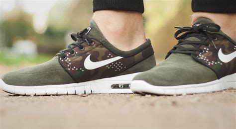 Nike Janosky Max 03 nike sb stefan janoski max l sequoia the sole supplier