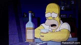 homero triste por bart youtube homero triste por bart on make a gif