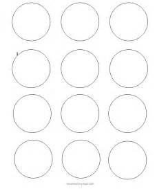 small template printable free printable circle templates large and small stencils