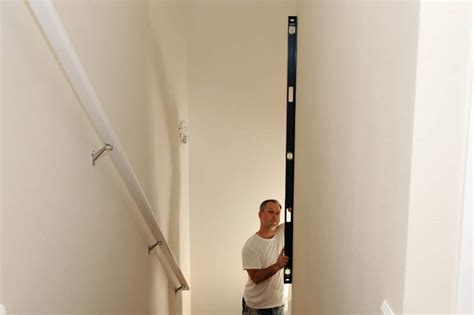 Out Of Plumb by Interior Effects Seattle Washington Paint Drywall
